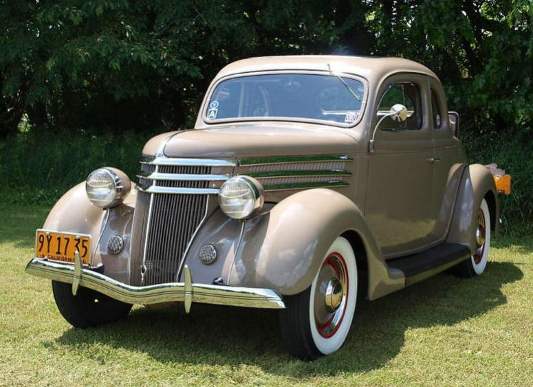 Chevrolet 1933 chevy 5 window coupe hot rod rat rod for 1936 ford 3 window coupe project for sale