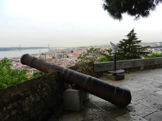 Сен Жорж. Лиссабон
