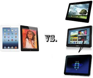 iPad vs Android