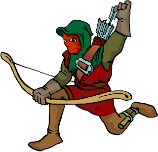 The Archer Free Clipart
