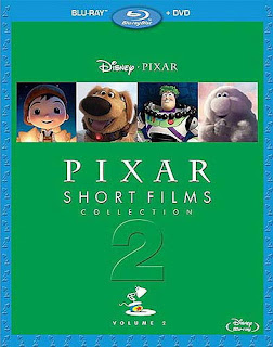 Pixar Short Films Collection 2 blu-ray