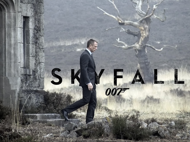 James Bond 007 Skyfall wallpapers for iPhone 5 (3)