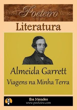 Almeida Garret - Viagens na Minha Terra