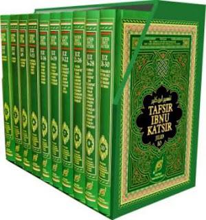 Jual Buku Online Surabaya | Tasfir Ibnu Katsir Jus 1-30