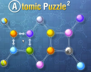 Atomic Puzzle 2 walkthrough.