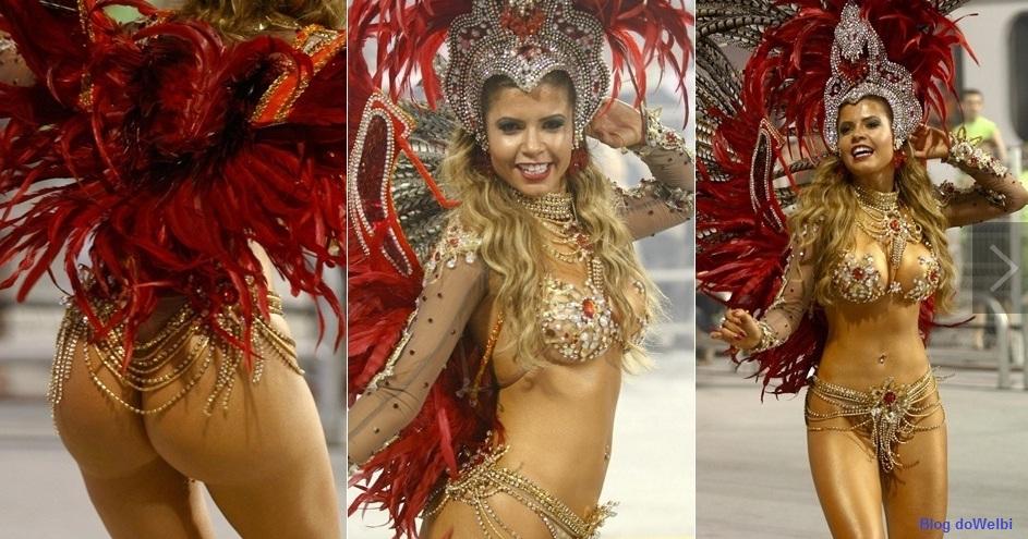 Cacau Colucci Carnaval Musas do Carnaval 2012 Cacau