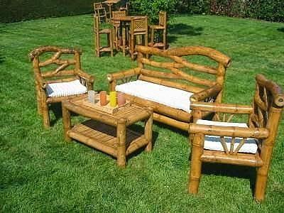 Muebles de bamb muebles y m s - Muebles de bambu ...