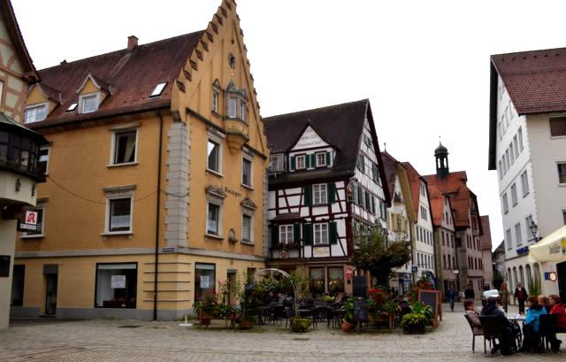 Meersburg (Meersburg am Bodensee), Baden-Württemberg, Alemanha