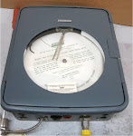 FOXBORO RECORDER 40MR 0 to 100 Deg C Pressure : 0~150~2000 psi   3000 psi