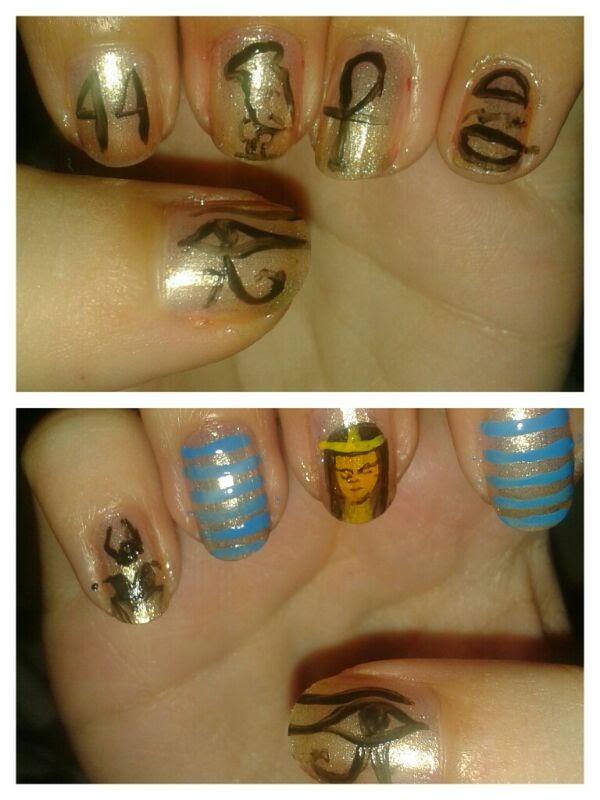 Easy Nail Art: junio 2014