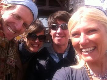 Me & my mates Val d'Isère