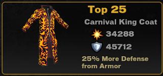 Carnival King Coat