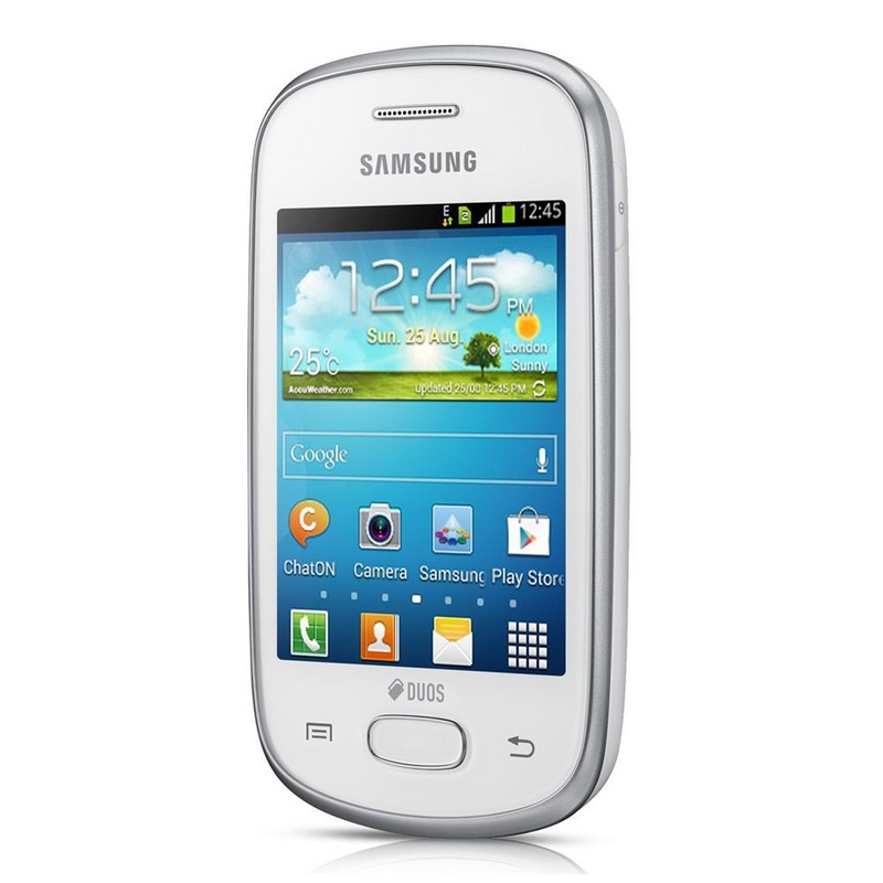 Samsung Galaxy Star Dual S5282 Android Jelly Bean Rp 799 Ribu.