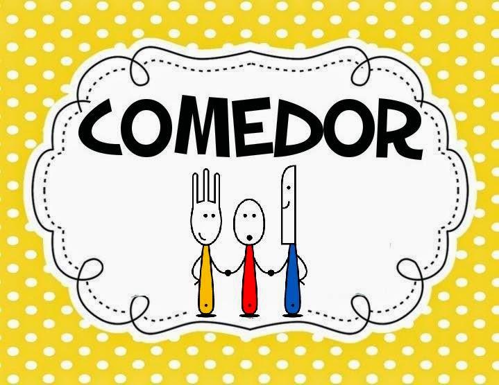 Blog santa ana sabi comedor escolar instrucciones y for Normas para el comedor escolar