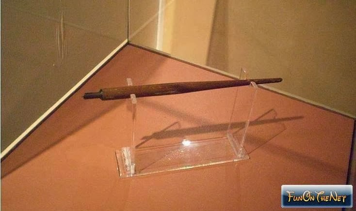 Pen used for writing the Death Sentense of Shaheed Bhagat Singh.