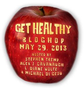 The Get Healthy Blog Hop May 29th, 2013!