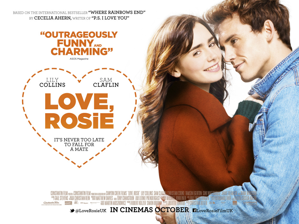 Love, Rosie Film Review