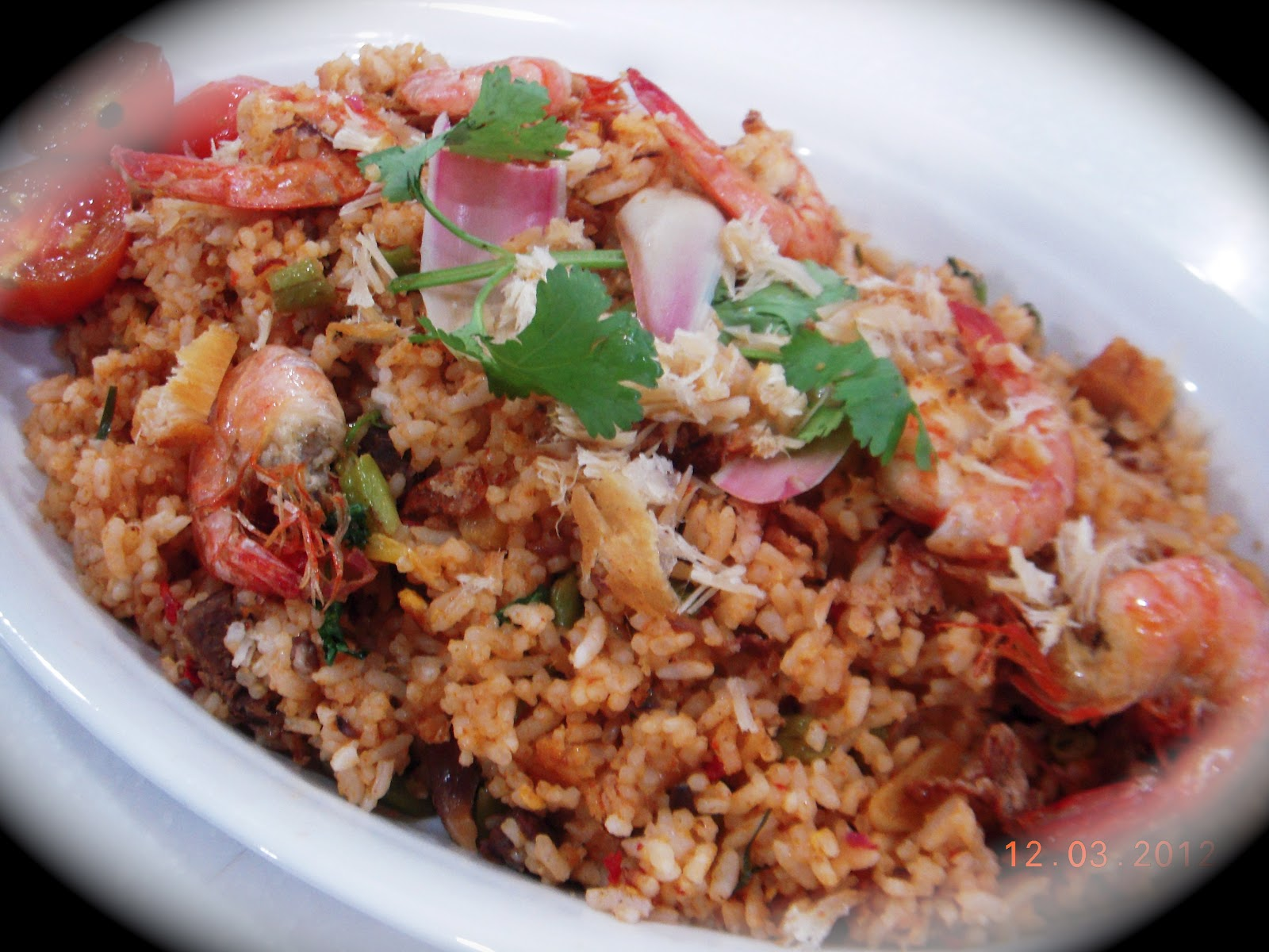Mummy's Guide to Finger-Licking Food: Thai Fried Rice
