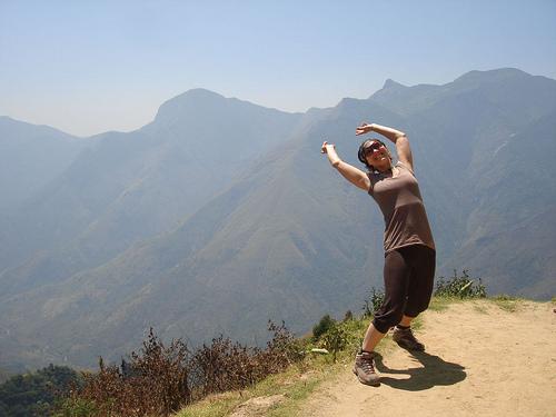 Tourist in munnar