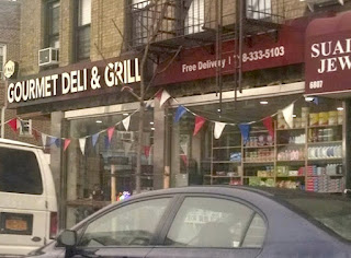 Gourmet Deli and Grill