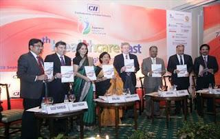 Healthcare East with the theme 'Progress through Partnership