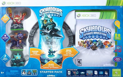 Skylanders: Spyro's Adventure Xbox 360