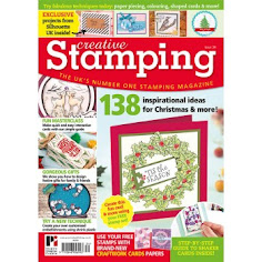 Published in Creative Stamping September 2016