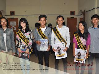 Koleksi Foto Casting Film Banten 2013