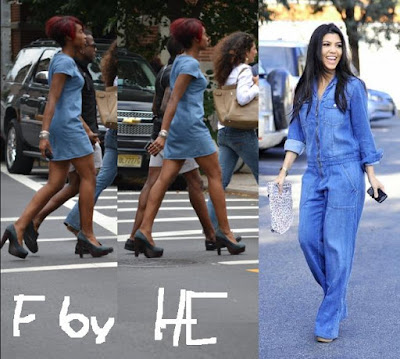 Denim Jumpsuits Fashion on Fashion By He   The King Of The Fashion World   Fashion From A Guy S