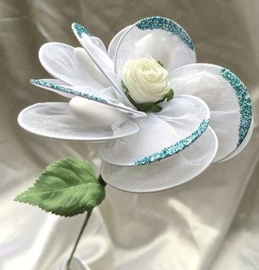 recuerdos de primera comunion con flores
