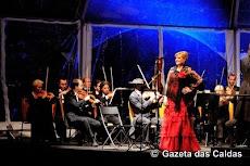 Soprano Elisabete Matos encantou plateia no encerramento do Festival de Ópera