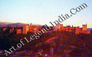 Family feuds, The red-brick fortress of the Alhambra towers proudly over the capital of the Moorish Kingdom of Granada. 1445 saw the deposition of both Muhammad VII ( for the third time) and his nephew Muhammad X.