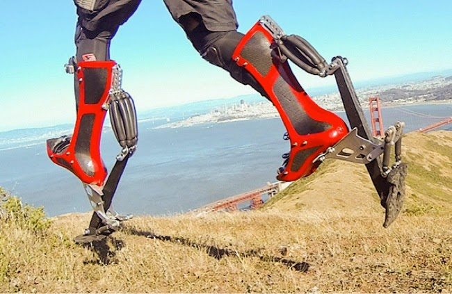 botas bionicas para correr mas rapido