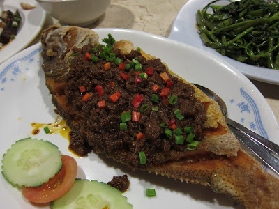Fried Jenakack Fish