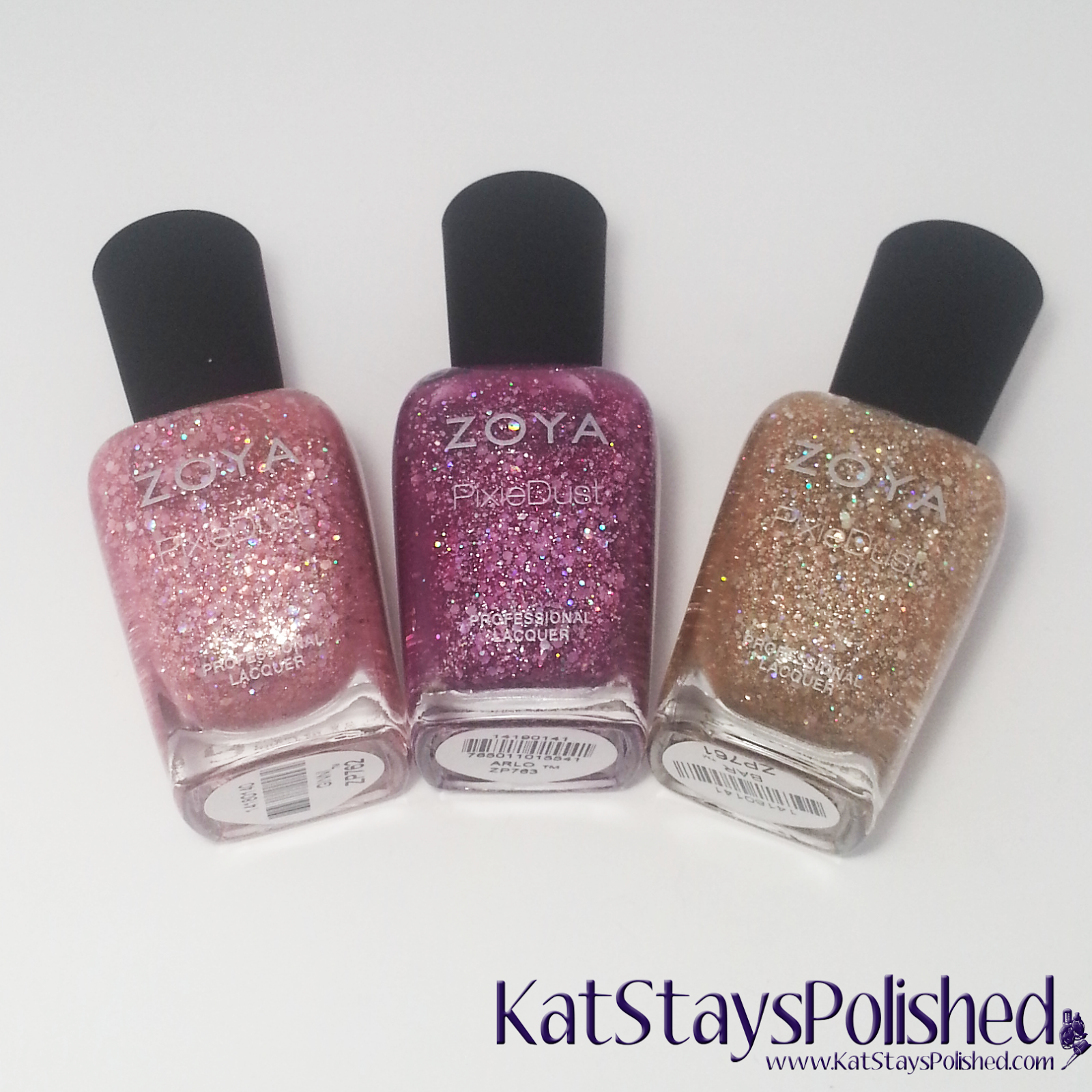 Zoya Magical Pixies - Summer 2014 | Kat Stays Polished
