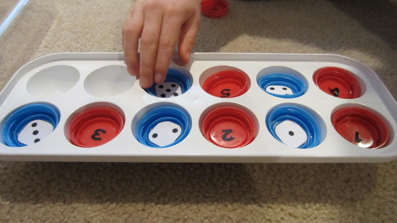 De tout et de rien activit s pour le pr scolaire - Bricolage avec du plastique ...