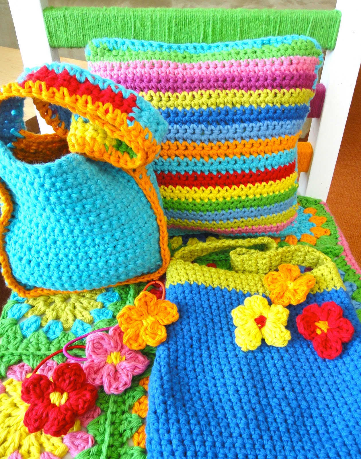 4 more summer crochet projects val s corner