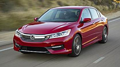 2016 Honda Accord Sedan Release Date USA