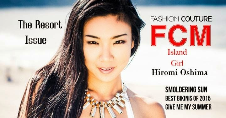 Fcm Style Hiromi Oshima Interview Fashion Couture Magazine