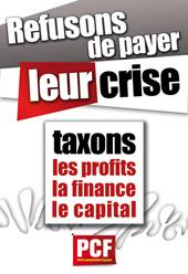 Règle d'or : Les peuples ne doivent pas payer leur crise dans ECONOMIE refuson_de_payer_leur_crise