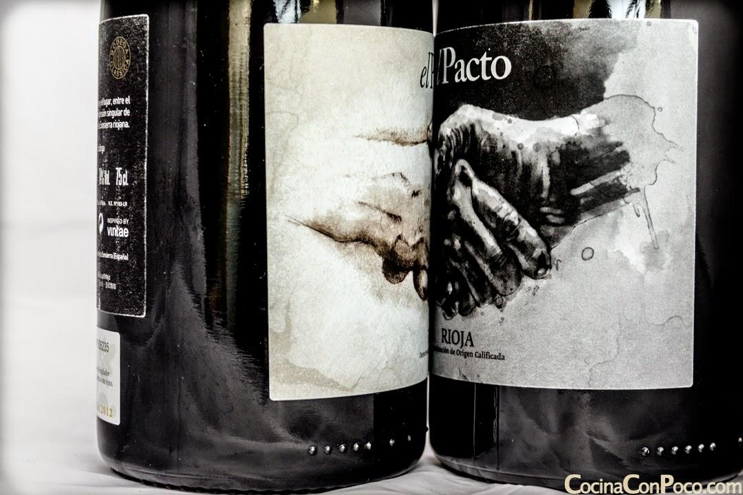 El Pacto - Vino Rioja Vintae