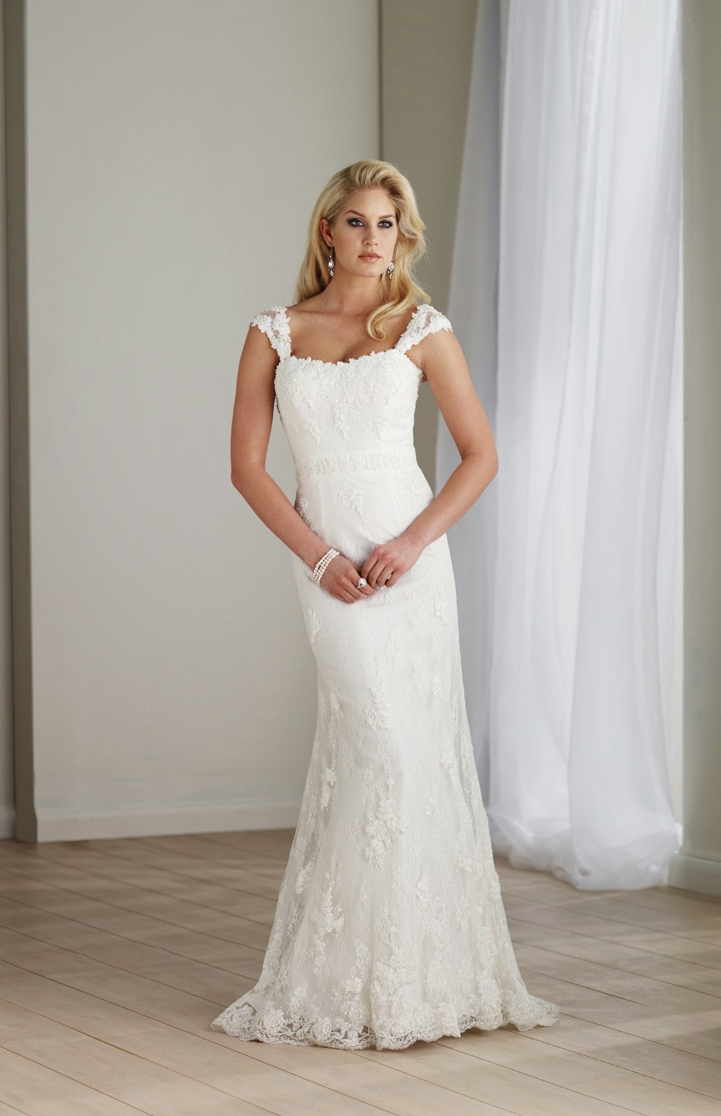 2nd marriage wedding dresses uk for No lace wedding dress