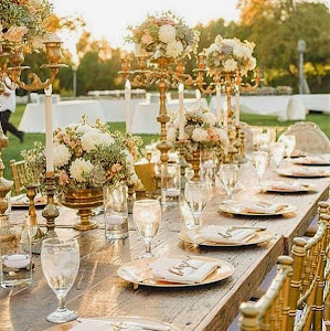 Spectacular Indoor & Outdoor Wedding Decor Ideas.