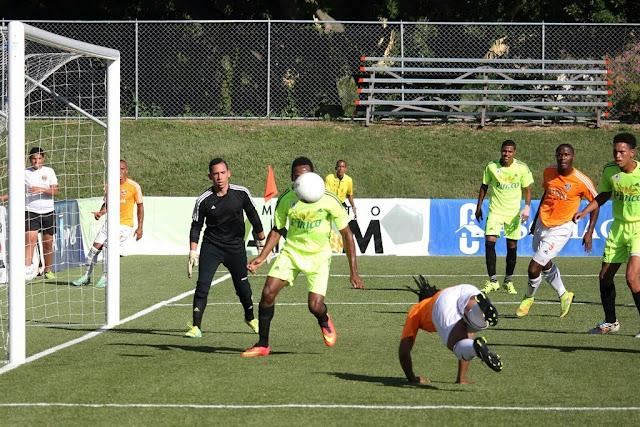 Cibao FC golea y avanza, O&M derrota a Campa FC