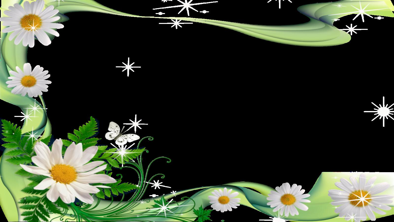 Moldura Primavera 1 png