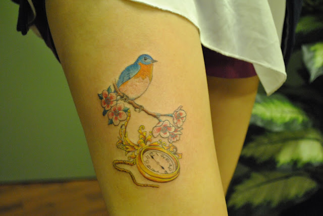 Sometimes sweet tattoo tuesday for Tattoo shops in clarksville