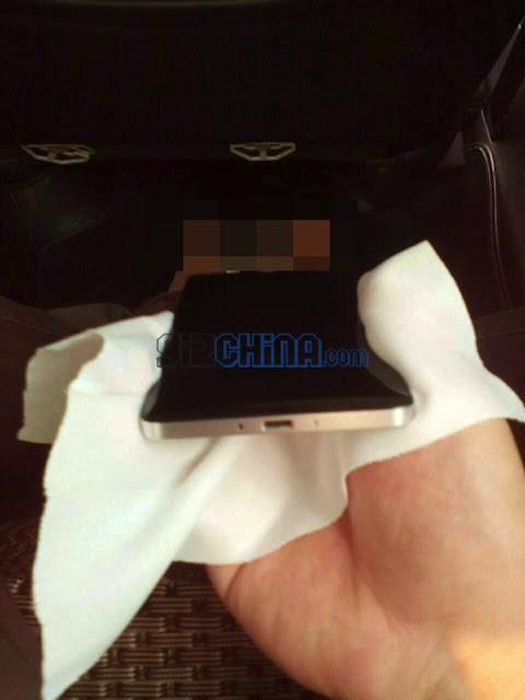 Inikah wujud asli Xiaomi Redmi Note 2? desain logam unibody dengan prosesor Snapdragon 615