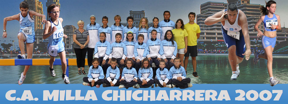 C.A. MILLA CHICHARRERA 2007