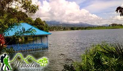 Objek Wisata Danau Tes Rejang Lebong Bengkulu