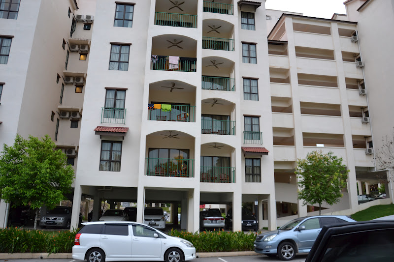 Nie La Apartment Tempat Kitorang Tinggal Kat Tingkat 3